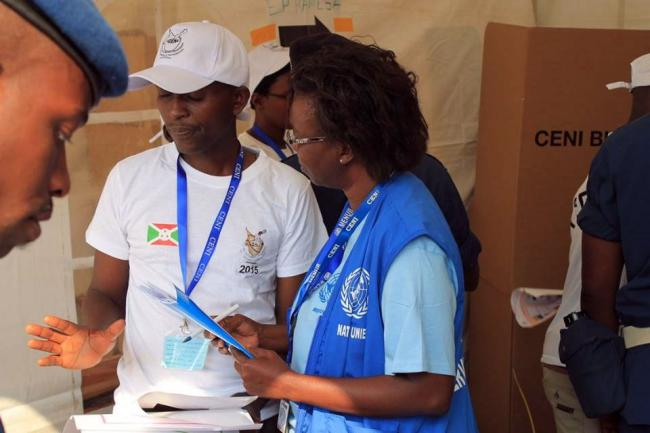 Burundi: UN mission finds environment 'not conducive' to credible election process