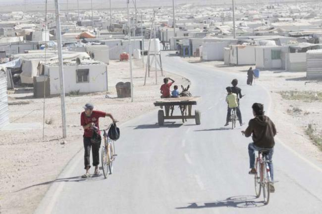 Middle East's largest camp turns three as Syrian refugees top four million: UN agency