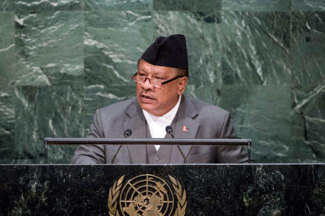 Nepalese Minister calls for enhanced partnerships to address global challenges