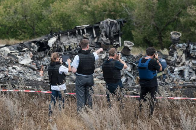 Security Council fails to adopt proposal to create tribunal on crash of flight MH17