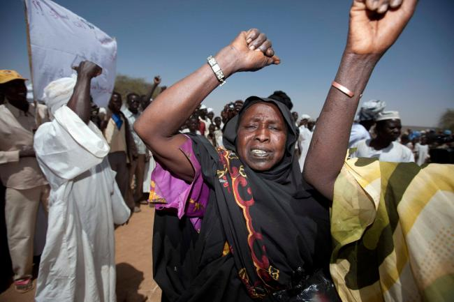 Sudan: For first time in four years, UN relief agencies visit areas in Central Darfur
