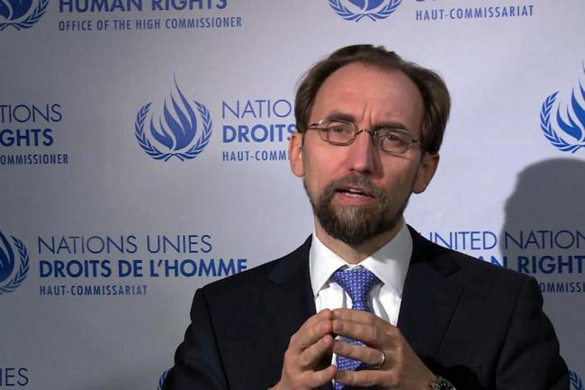 Myanmar needs to get back on track: UN rights chief