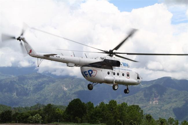 UN relief wing races against time to reach isolated areas of Nepal
