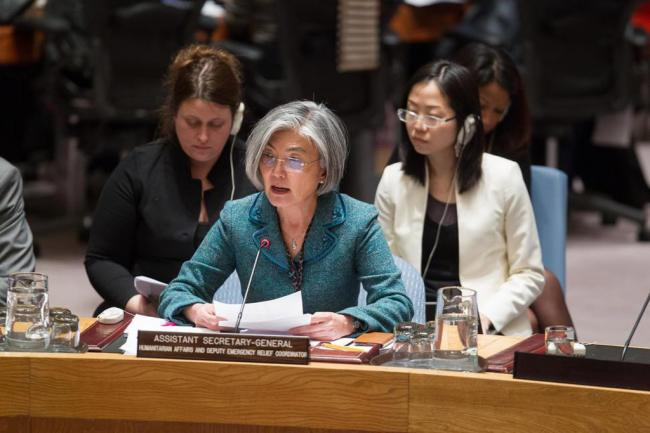 Syria's war continues unabated: Security Council