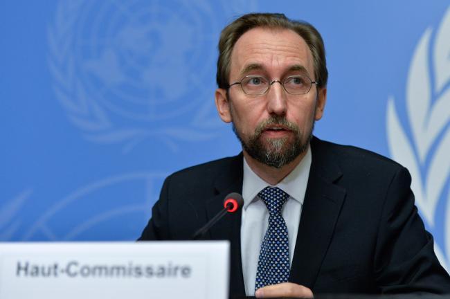 UN rights chief spotlights Burundi, migrant crises in Europe and Asia
