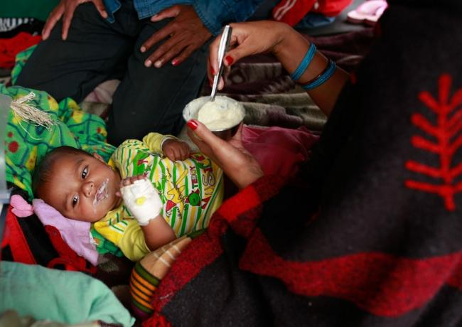 Nepal earthquake's impact on food security likely to be very high: UN