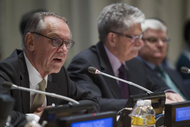 UN deputy chief urges Member States to make 'responsibility to protect' a reality
