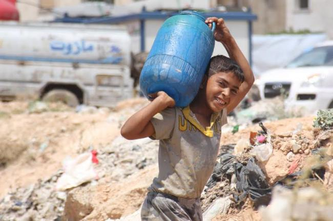 Syria: Water restored in Aleppo after a 48-day shutdown, UNICEF reports