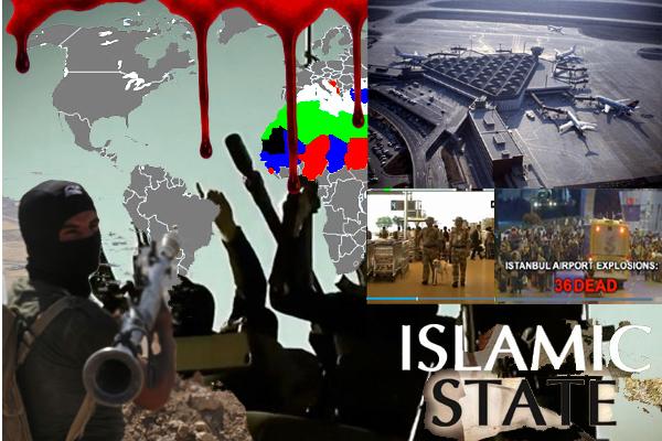 Istanbul airport attack kills 41