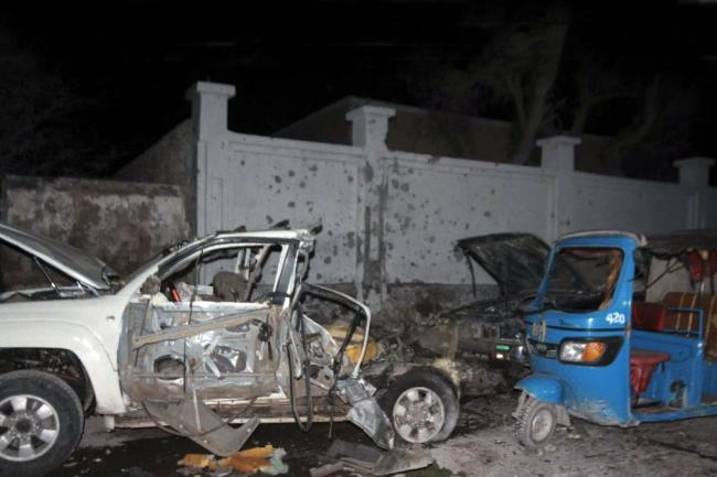 Terrorism 'will not stop the momentum,' says UN envoy, condemning attack in Somali capital