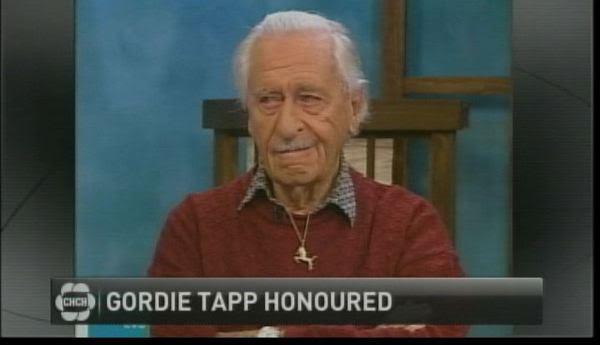 Canadian performer Gordie Tapp passes away