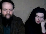 US-Canadian couple appear in Taliban video, pleads govt to change policy