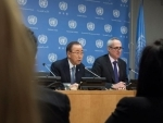 'Aleppo now synonym for hell,' Ban warns in final press conference as UN chief