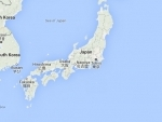 US military aircraft crashes in Japan