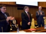 Guy Ryder re-elected as ILO Director-General for a second term