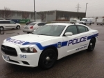 Brampton police station shooting incident led to pursuit