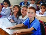 New report shows nearly half UN relief agency's schools affected by conflicts across Middle East