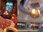 Christmas festive spirit grips Toronto