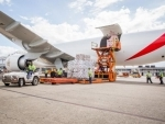 In boost to relief effort, UN-chartered jet brings life-saving supplies to Fiji