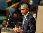 Obama pledges support to LGBT community, floats #LoveIsLove tweet