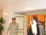 Pakistan's Army Chief Qamar Javed Bajwa commences his Saudi Arabia visit