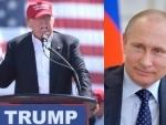 Trump hails Putin as smart
