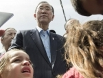 In Lebanon, UN chief and World Bank President show commitment to leaving 'no one behind'