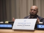 PODCAST: Preventing the young terrorist of on Wednesday – former Taliban supporter says UN has key voice in global debate