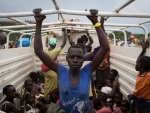 Over 26,000 people flee South Sudan into Uganda; influx sets single-day record
