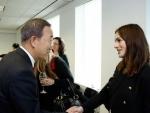 UN Women announces Anne Hathaway as Goodwill Ambassador