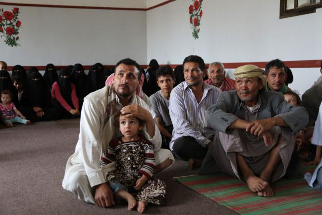 UN aid chief spotlights need to bridge humanitarian-development divides