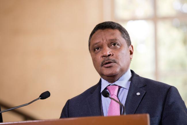 Ban names humanitarian coordinator in Syria as new Deputy Special Representative for Liberia