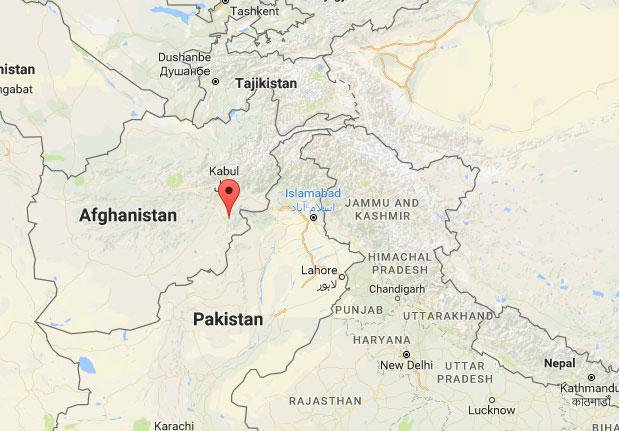 Afghanistan: Five policemen killed in blast