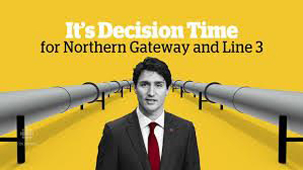 Canada: PM Trudeau approves long-pending pipeline projects