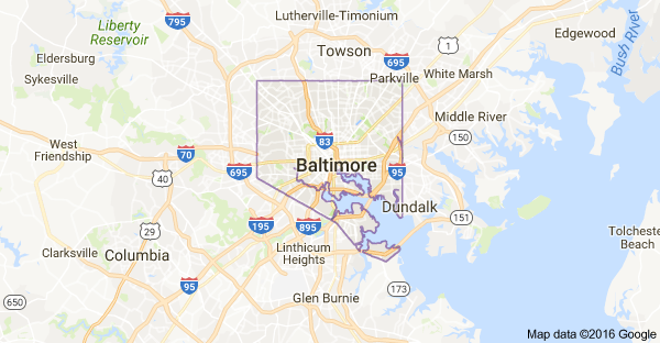 US: Gunmen open fire in Baltimore, injure 8