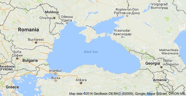 Russian military plane with 91 on board crashes in Black Sea