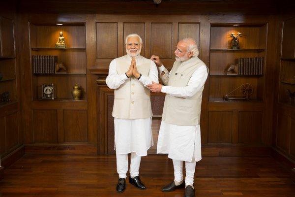 Narendra Modi's wax statue ready