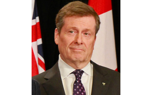 Mayor Tory to host housing summit to discuss social housing issues