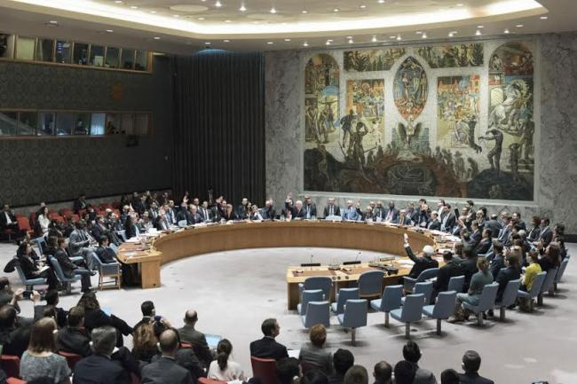 DPR Korea: Ban welcomes Security Council measure tightening and expanding sanctions