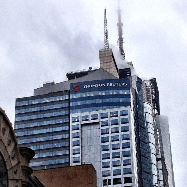 Thomson Reuters to expand in Canada
