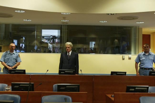UN welcomes 'historic' guilty verdict against Radovan Karadžić