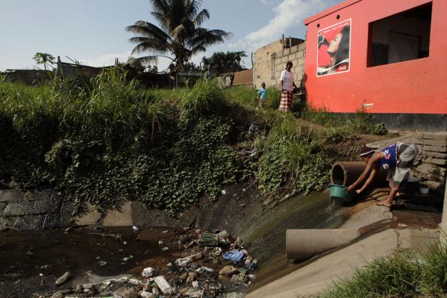 UN estimates 12.6 million deaths each year attributable to unhealthy environment
