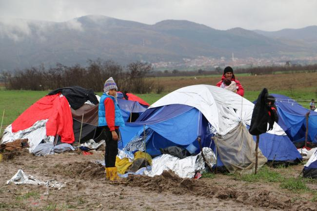 On eve of migration summit, UN rights expert urges EU countries to revisit border controls