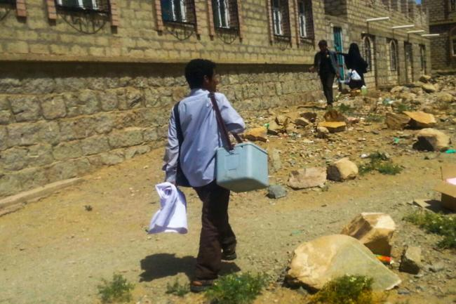 UN health agency calls for funding, access to Yemenis as conflict rages for second year