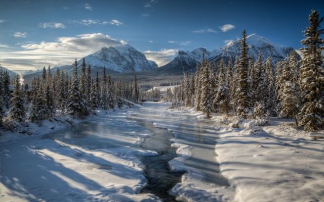Cold and stormy winter predicted for most of Canada