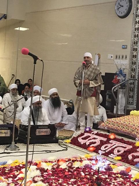 Indian Consulate in Toronto comemorates Guru Nanak Jayanti