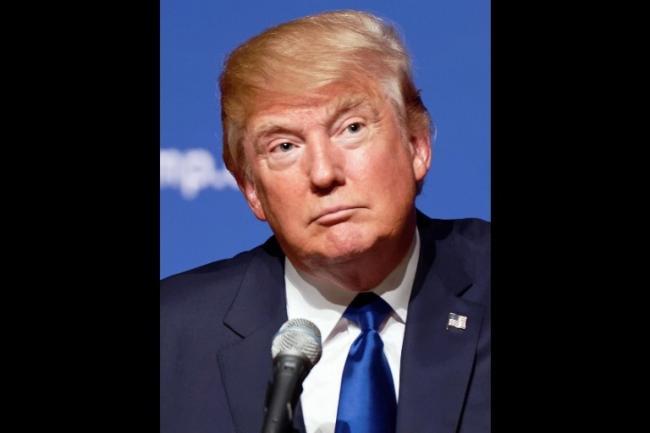 Donald Trump rubbishes Apprentice involvement as 'Fake News'