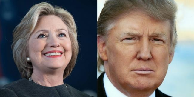 US Presidential elections: Trump,Clinton fight for the White House