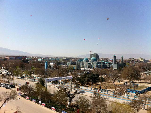 Taliban attacks German consulate in Afghan city, 2 dead