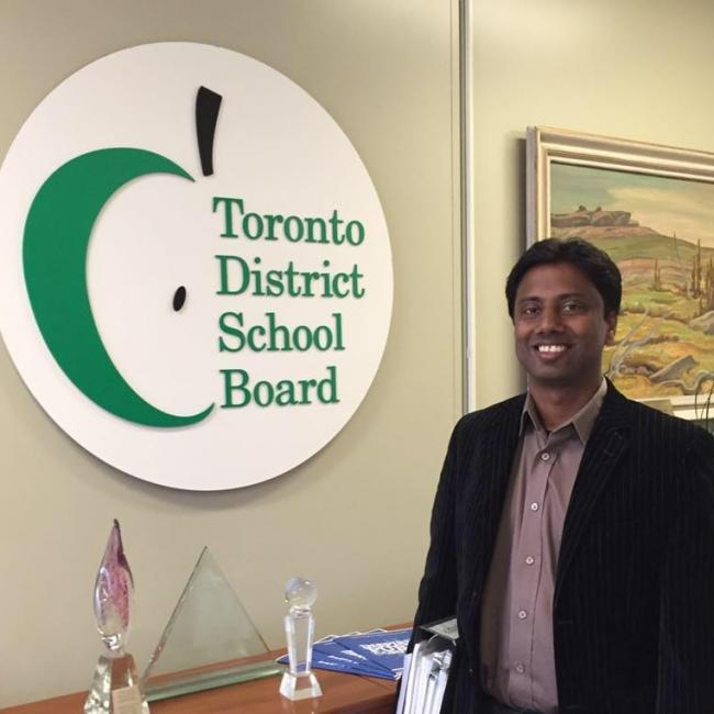 TDSB Curriculum to be more diverse, inclusive and reflective campaignsTDSB trustee